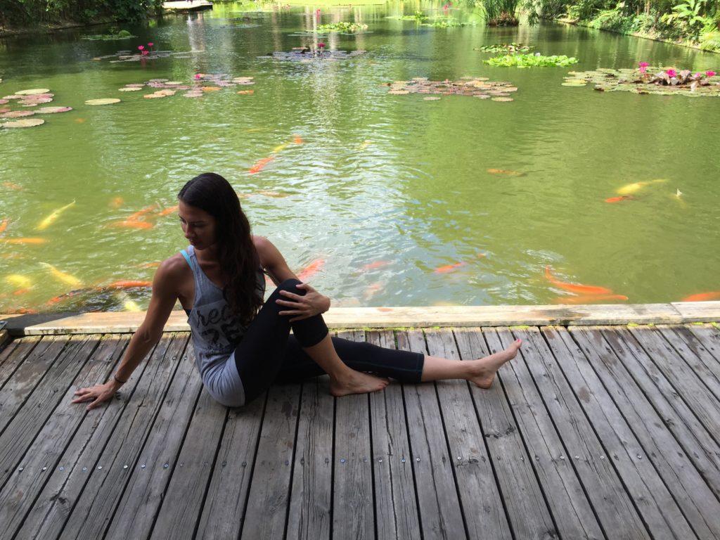yoga pour immunité et yoga détox pour renforcer le système immunitaire et défense immunitaire